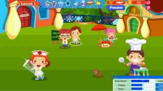 My Sweet Baby Boy - Baby Games Moive for Kids 2014 - Boy Fun Video - Action Games TV