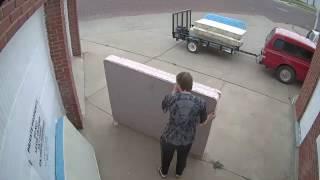 Dumping at Hays non-profit