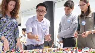 INSCRÍBETE A LOS TALLERES LEGO SERIOUS PLAY!
