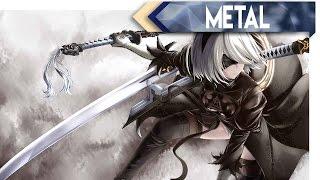 ▶[Metal] ★ Ampyx - Holo (Digital Math METAL Cover) [Royalty Free Music]