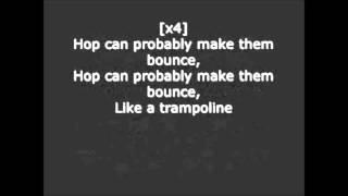 Hopsin - Trampoline lyrics