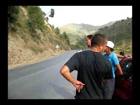 on my way to Tablat, Algeria