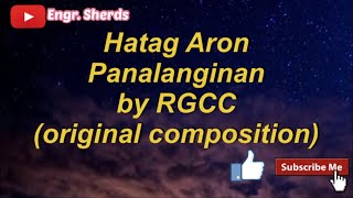 Hatag aron Panalanginan (Original Composition) by RGCC BAND | ENGR. SHERDS