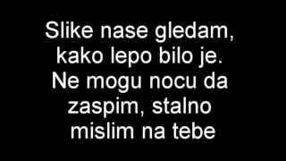 Mr. Black - Volim te [Lyrics]