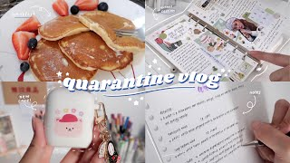 a day in my life ✨☁️ quarantine vlog