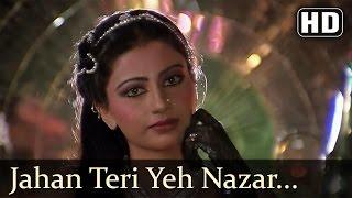 Jahan Teri Yeh Nazar Hai - Amitabh Bachchan - Amjad Khan - Kaalia - Kishore Kumar - Hit Hindi Songs
