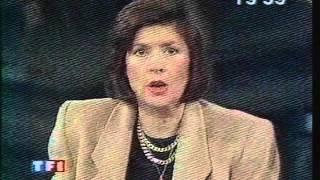 TF1 Générique 20h 01/1991 (Ladislas de Hoyos)