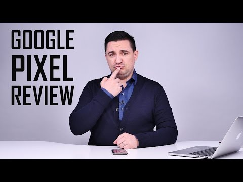 UNBOXING & REVIEW - Google Pixel