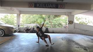 bboy story music by Naughty Boy - La La La ft. Sam Smith
