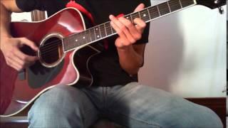 Anselmo Ralph - Unica Mulher (Cover em Guitarra Acústica by JPMenezes)