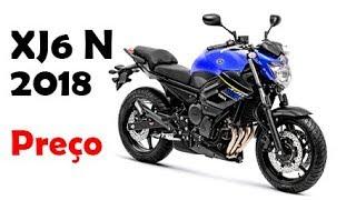 Yamaha XJ6 N ABS  2018 Preço de Concessionária