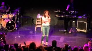 "Alessia Cara "" Here "" Live NYC Bowery Ballroom"