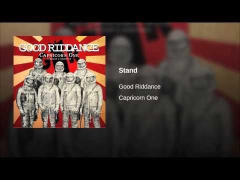 Stand de Good Riddance Letra y Video