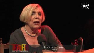 """entreMITOS 2010 """"Olhos nos Olhos - Lourdes Norberto"""""""