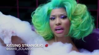 DNCE Ft. Nicki Minaj - Kissing Strangers