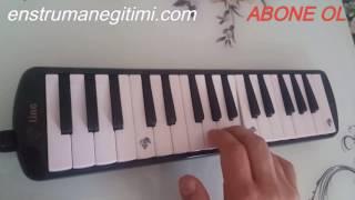 Melodika Öğreniyorum--Ertuğrul & Halime - Tez Gel Yarim