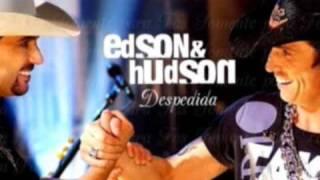 EDSON & HUDSON - PRA NÃO CHORAR - MÚSICA INÉDITA DA TURNÊ DESPEDIDA