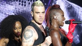 Robbie Williams - The Road to Mandalay @ Hard Rock Rising 2015