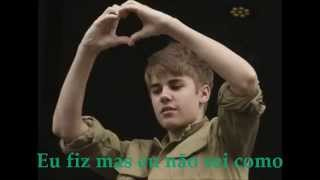 Justin Bieber - Thought Of You (Tradução)
