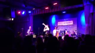Paris Combo live in Chicago - City Winery