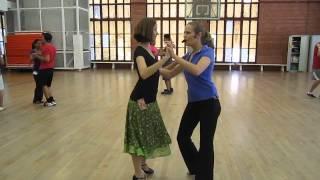 July 2 Merengue - UT Beginning Social Dance Summer 2014