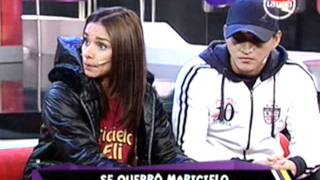 MARICIELO EFFIO Y SOÑADOR EN CARLIN