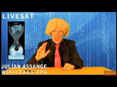 WWWAR on the Internet - feat. Wikileaks vs The Pentagon [RAP NEWS 4]