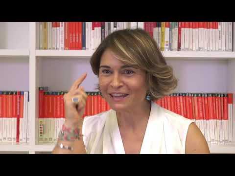 Ana Vásquez presenta el libro 'Quiero decidir yo'