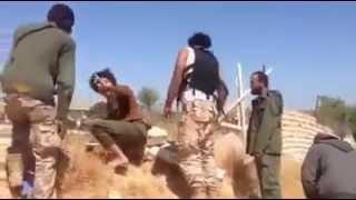 عصابات جحوش القبائل من ورشفانة تقصف المدنيين عشوائيا في الزاوية /ابريل 2015