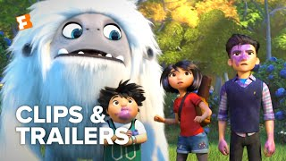 Abominable ALL Clips + Trailers (2019)   Fandango Family