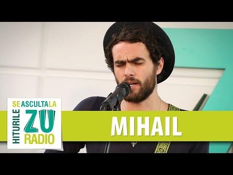 Mihail - Simt ca ne-am indepartat (Live la Radio ZU)