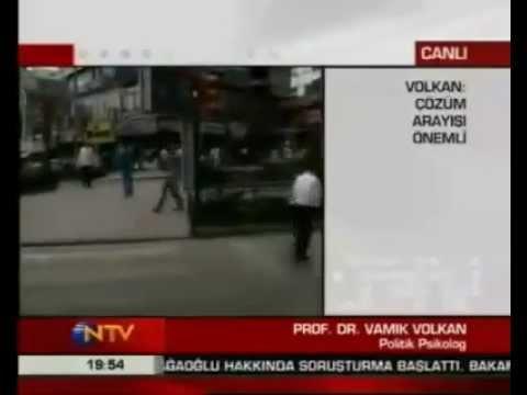 KÜRT AÇILIMI, POLİTİK PSİKOLOJİ VE VAMIK VOLKAN!