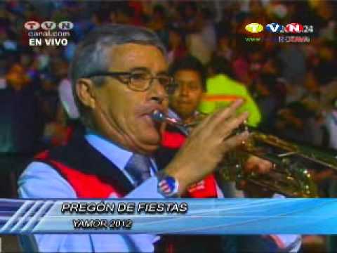 Pregón de la alegría abrio Fiestas del Yamor 2012. (Noticias Ecuador)