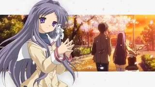 Clannad OP (Creditless) 720p