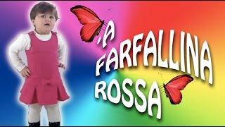 Filastrocca Napoletana - La Farfallina Rossa