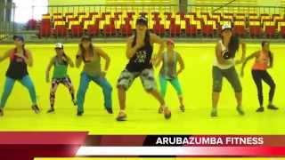 ZUMBA - Song: Que suenen los tambores - by Arubazumba Fitness