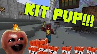 KIT PVP (TNT AC/DC Minecraft Parody Song)
