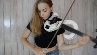 Despacito (Luis Fonsi ft. Daddy Yankee) - Violin Cover| Joanna Haltman
