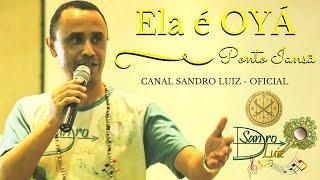 Homenagem a Iansã : Ela é OYÁ - Sandro Luiz Umbanda (Festa Iansã 2016)
