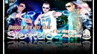 Raykon & Jay Andy ft.Mental Problems - Siéntelo - (SPIRE RECORD´S STUDIOS™) 2012