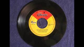 Gladys Mercado - Qué lindo es el amor (1975)