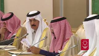 الملك سلمان: مطالبون بالعمل على إنهاء الأزمة السورية