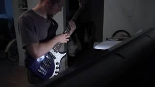 Taio Cruz - Dynamite (Bass Guitar Cover)