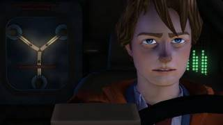 Back to the Future: The Game TRAILER
