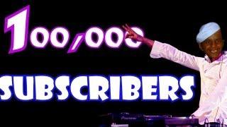 شكراً لكم | 100,000 الف مشترك
