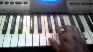 Kangal Irandal song from subramaniapuram keyboard version