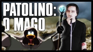PATOLINO: O MAGO (É implacável!) - Cover por THE KIRA JUSTICE