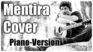 Joao Pedro Pais - Mentira (Piano Cover)