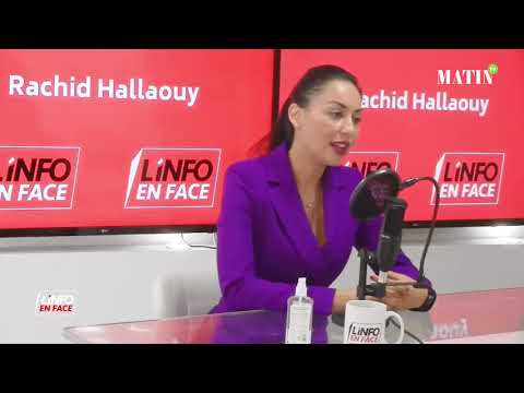 Video : L'Info en Face avec Nesrine Roudane
