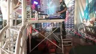 DJ CS28 - Batalla De Los DJs 2014 (Presentación en Masaya, Nicaragua)